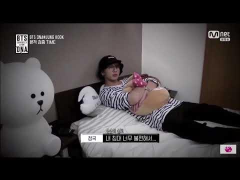 BTS COMEBACK SHOW DNA - JUNGKOOK'S ROOM