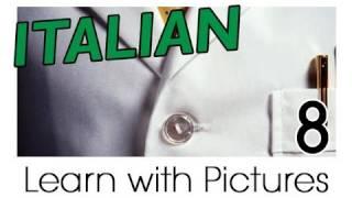Learn Italian - Italian Clothing Vocabulary