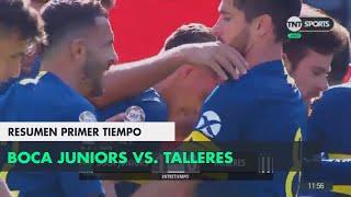 Resumen Primer Tiempo: Boca Juniors vs Talleres | Fecha 1 - Superliga Argentina 2018/2019