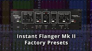 Instant Flanger Mk II | Eventide