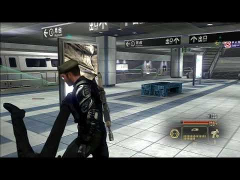 Alpha Protocol (45) Taipei: The Subway Deal