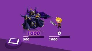 Dissidia Final Fantasy NT – Cómo jugar (Episodio 1): Atacar, sumar puntos y ganar