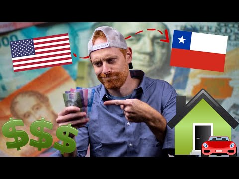 COST OF LIVING IN CHILE | How much does it cost to live in Chile?