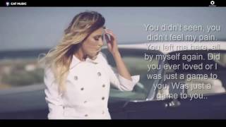 I Loved You Dj Sava Ft Irina Rimes Lyrics