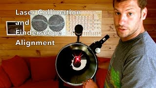 Amateur Astronomy Video 6 - Collimation and Alignment