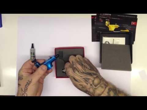 Fk irons spektra hurricane aftermath doovi for Spektra halo tattoo machine