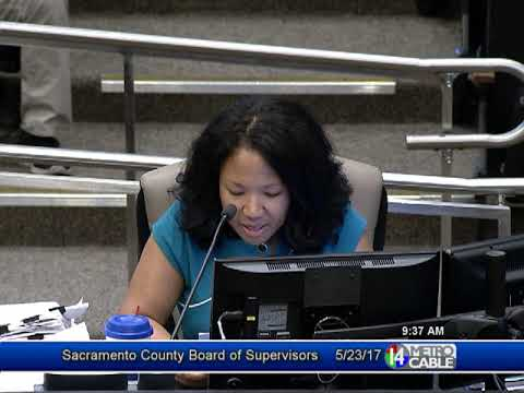 Board of Supervisors – May 23, 2017 Session 1