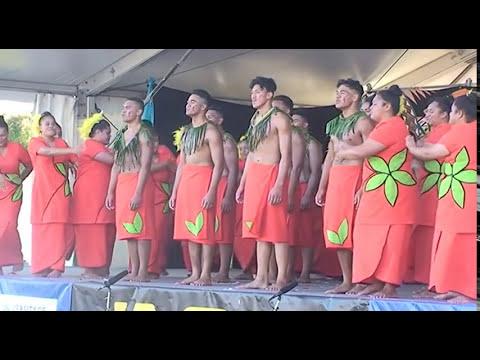 Manurewa Polyfest 2017 - Samoan Group