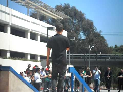 Rob Dyrdek skateboarding video