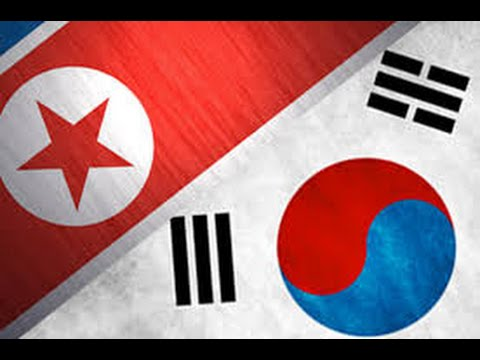 North Korea vs South Korea 2015- The Statistics - YouTube