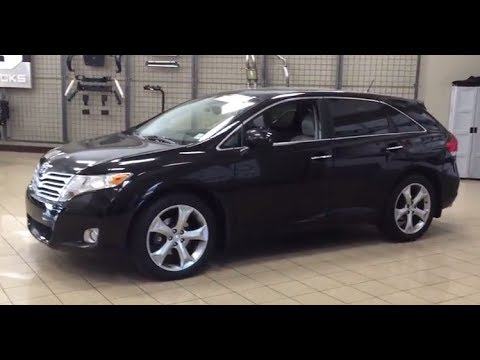 2012 Toyota Venza XLE AWD Review