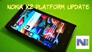 Nokia X2 Platform Update 2.1.0.11 Hands On