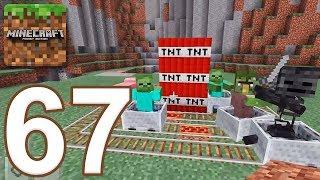 Minecraft: Pocket Edition - Gameplay Walkthrough Part 67 - Survival (iOS, Android)