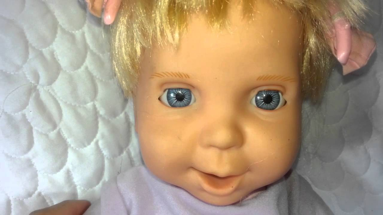 Miracle Moves Baby Doll Interactive Doll By Mattel Coos