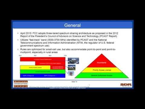 Understanding the New U S  3 5 GHz Band