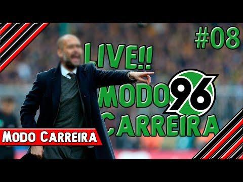 LIVE!! de Modo Carreira #08 c/ Hannover 96 [FIFA 17]