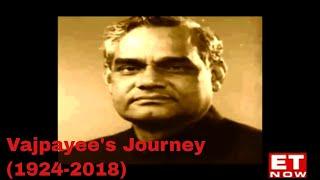 Atal Bihari Vajpayee Death   Following The Life Of India's Gem   Former PM Atal Bihari Vajpayee
