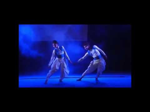 Creative dance by Alif and Maati