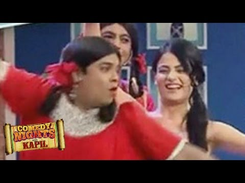 Comedy Nights With Kapil | Jhalak Dikhla Jaa 8 Special | 28th July 2015