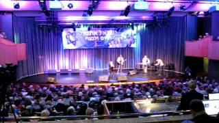 Концерт в Иерусалиме попурри израильских песен