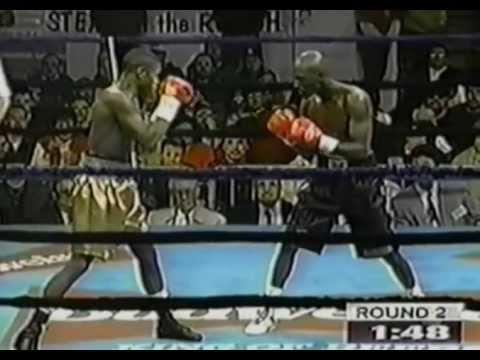 (Fight 2) Floyd Mayweather vs. Reggie Sanders [1996-11-30]