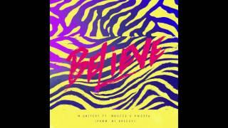 M.anifest - Believe ft. Mugeez & Kwesta (Prod DJ Breezy)