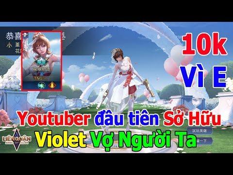 Youtuber Đầu Tiên sở hữu Violet VỢ NGƯỜI TA 🎉 Full HD không che Rẻ thực sự TNG