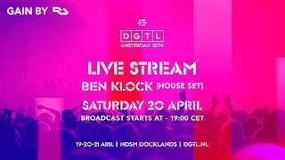 RA Live: Ben Klock (House set) at DGTL