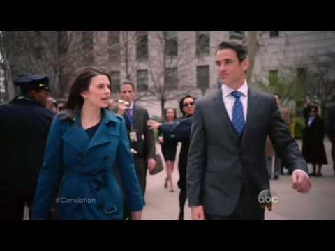 """Conviction (ABC) """"Wrongly Convicted"""" Promo HD"""