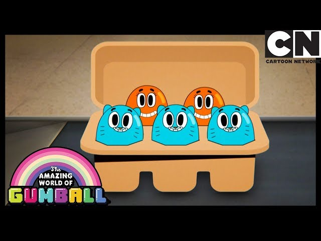 Gumball | Out Lazing The Laziest | Cartoon Network