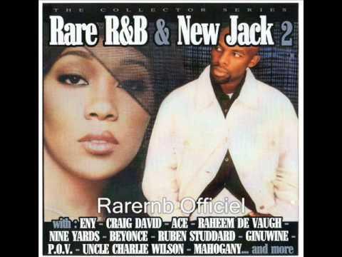 rare r&b & new jack