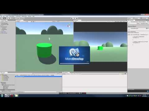 Unity C# Tutorials - Loading Between Scenes at Different Entrance and Exit Positions