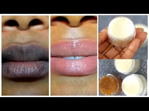 How To Lighten Dark Lips-Super Fast 100% Result