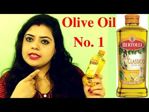 Bertolli Olive Oil review  The best olive oil ever - YouTube