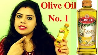 Bertolli Olive Oil review.  The best olive oil ever