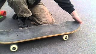 Уроки по скейту от ss
