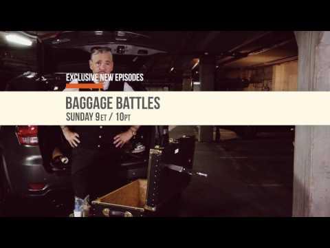 Baggage Battles on DTOUR