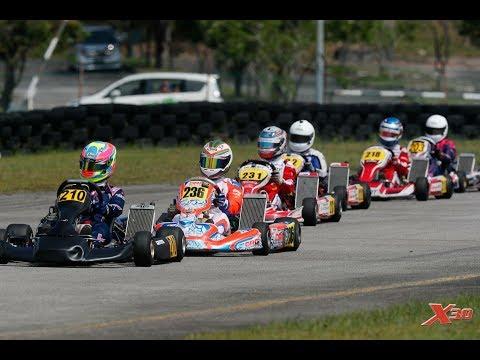 Shah Alam Karting Circuit Onboard w/ Darryl Wenas