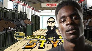 tempa t gangnam hype 강남스타일 music video