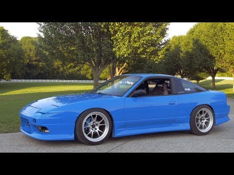 500 More Miles in BLUEJZ 240sx - Import Alliance Summer Meet Experience 2017