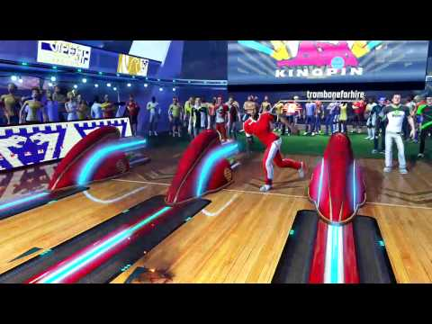 Kinect Sports Rivals: Bowling Battle