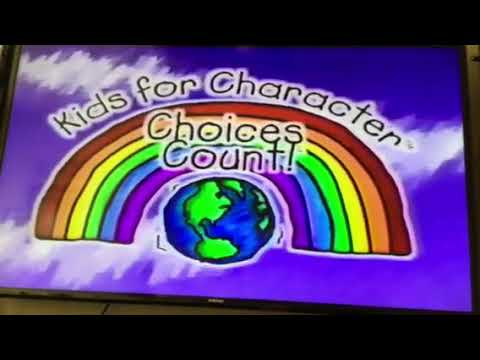 opening to kids for character choices count 1997 vhs youtube. Black Bedroom Furniture Sets. Home Design Ideas