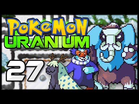 Pokémon Uranium - Episode 27 | Snow Woes!