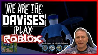 I Just Want To Make A Friend   Roblox Jailbreak EP-25   We Are The Davises Gaming
