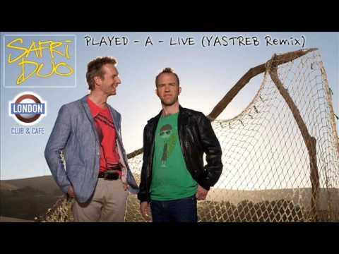 Клип Safri Duo - Played A Live (Yastreb Remix)