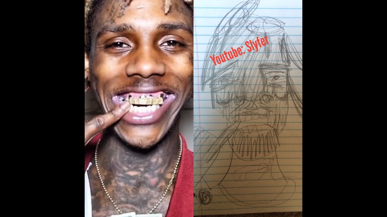 How To Draw Famous Dex Youtube