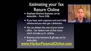 Estimate My Tax Return Online for 2012, 2013