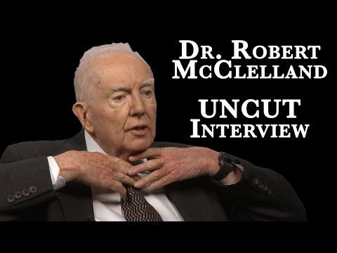 Uncut Interview - JFK's Emergency Room Doctor: Dr. Robert McClelland