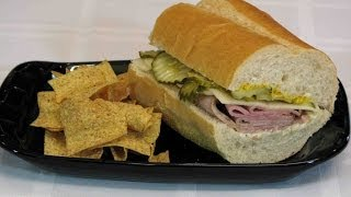 Cuban Sandwich -- Lynn's Recipes