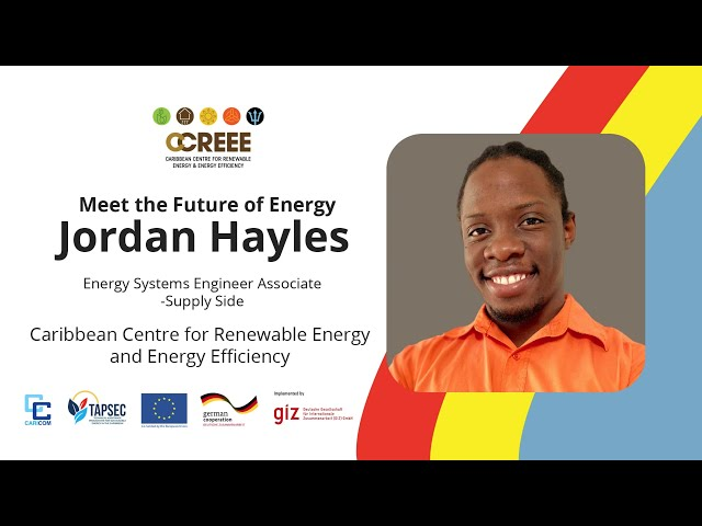 Meet Jordon Hayles